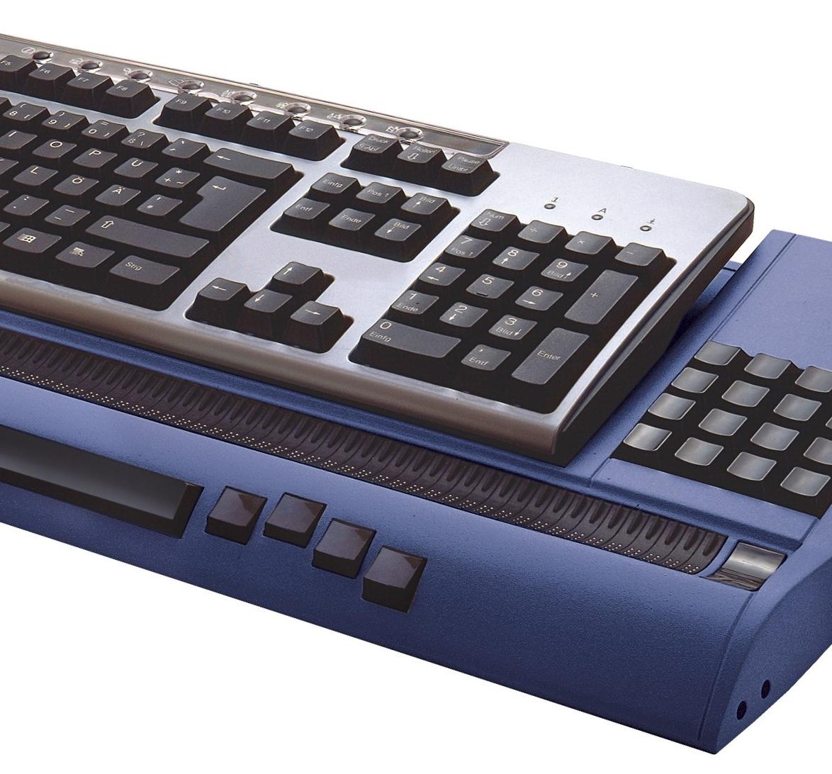 Braille Star 80