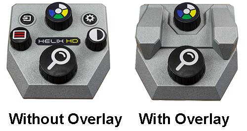 VisionAid Helix HD Keypad