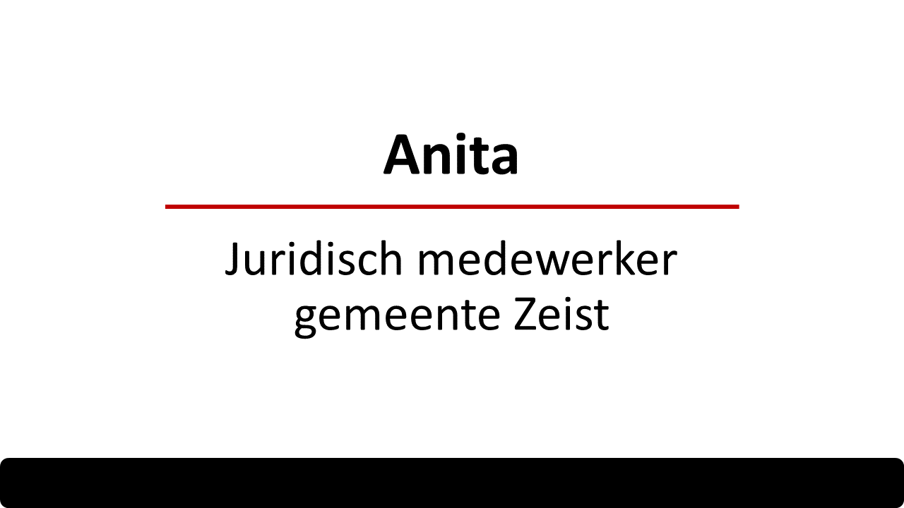 Klantervaring Anita