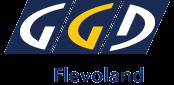 Logo GGD Flevoland